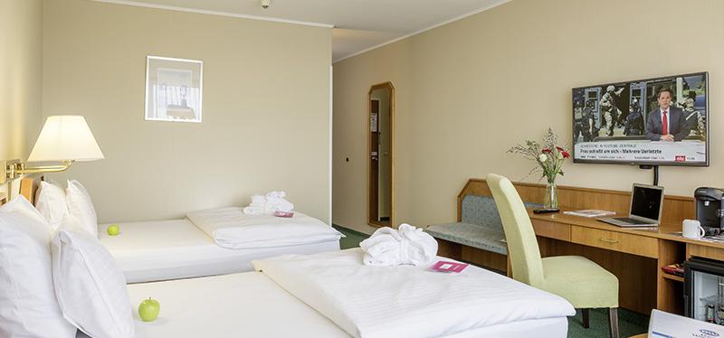 Ausstattung Best Western Leoso Hotel Leverkusen